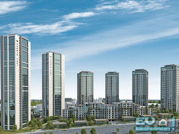 Metropark projesi Halkalı'da Satışta