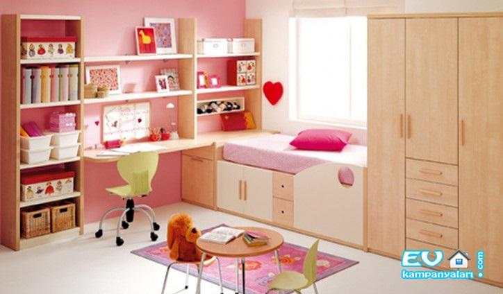 Çocuk Odası İçin En İyi Renkler
