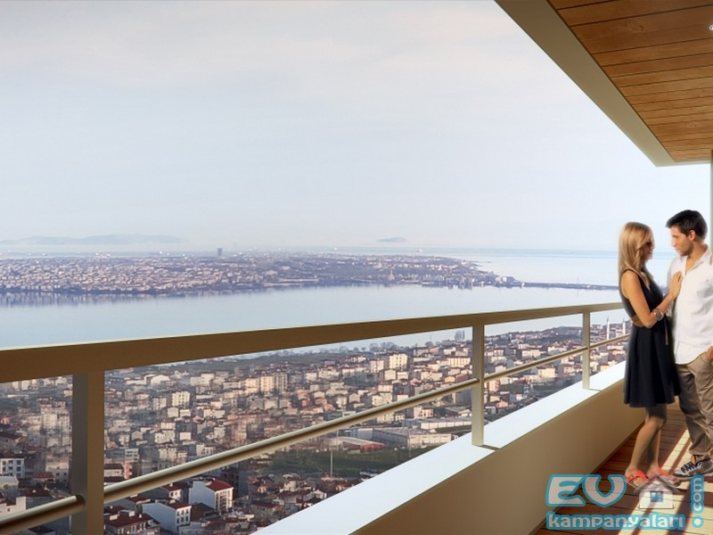 Nlogo İstanbul Projesi Manzarası