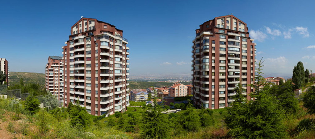 ankara park manzara evleri satılık daireler