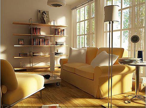Küçük Odalar İçin Dekorasyon Görselleri