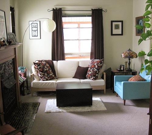 Küçük Salon Nasıl Dekore edilir