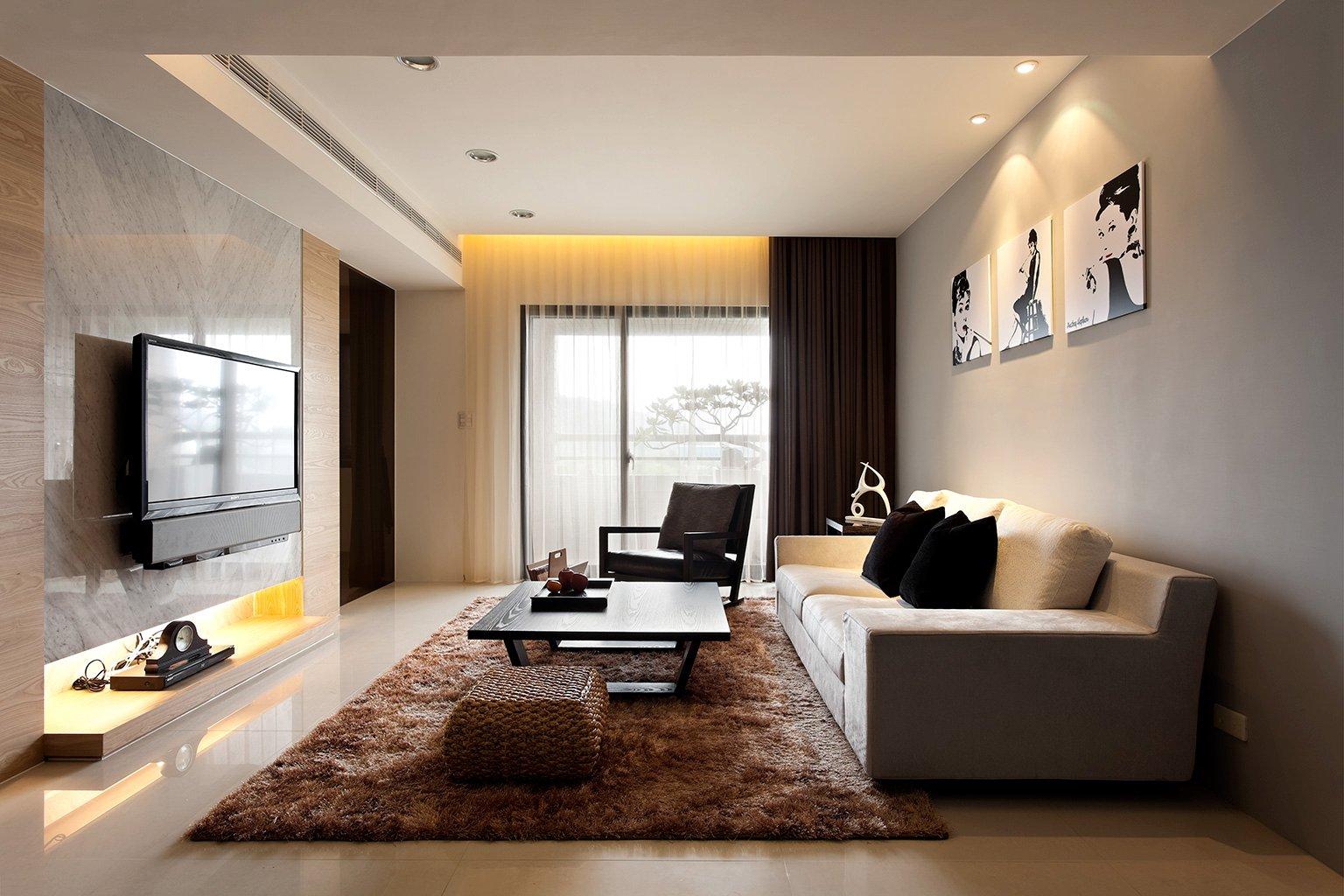 En Modern Oturma Odası Dekorasyon Örnekleri