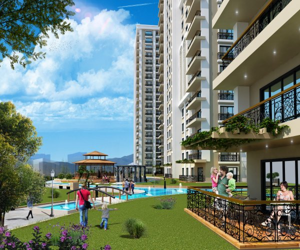 Evim Yüksekdağ Projesi