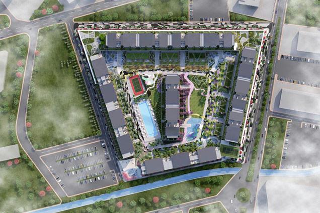 Park Yaşam Ataşehir Projesi