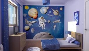 En Güzel Erkek Çocuk Odası Dekorasyon Fikirleri 2016