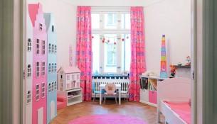 En Güzel Kız Çocuk Odası Dekorasyon Görselleri