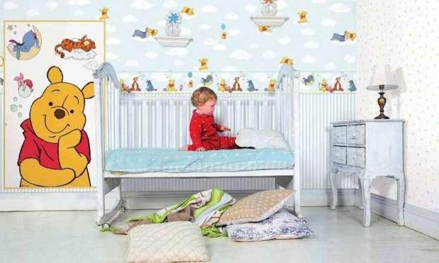 En Yaratıcı Erkek Bebek Odası Dekorasyon Fikirleri 2016