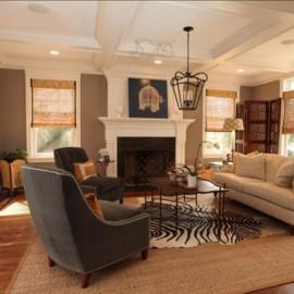En Güzel Modern Ev Dekorasyonları