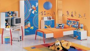 Erkek Çocuğu Odası İçin Renk Kombinleri