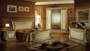 Nostaljik Yatak Odaları
