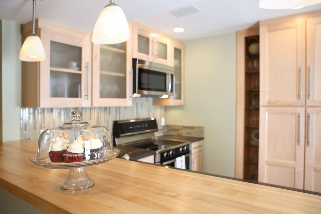Küçük mutfaklar için en uyumlu renk kombinleri