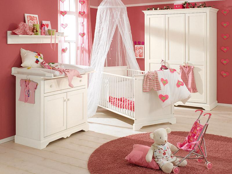 En Güzel Kız Bebek Odası Fikirleri 2016