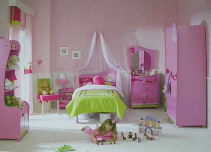 En Yeni Kız Çocuk Odası Dekorasyonu