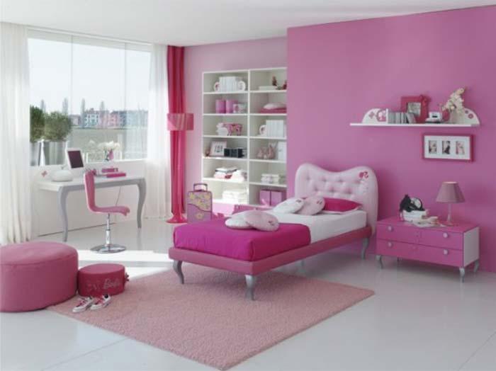 Kız Çocuk Odası En Güzel Görseller