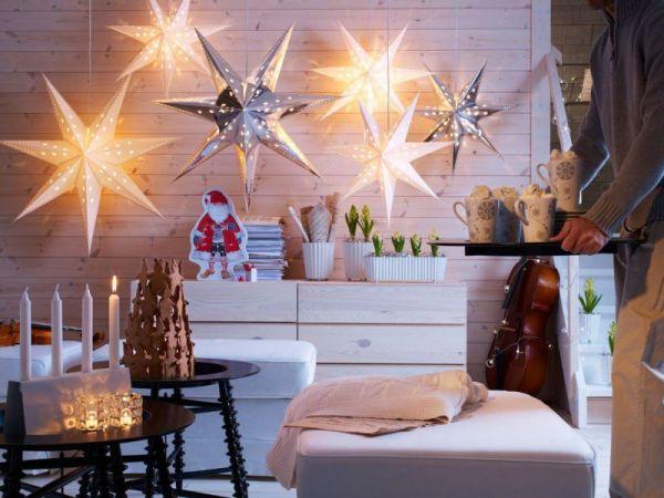 En Güzel Yılbaşı Gecesi Ev Süsleme Örnekleri