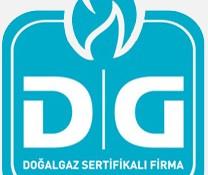 Doğalgaz sertifikası olan firmalarda bulunması gereken logo