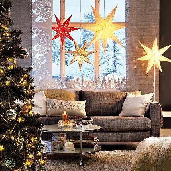 Yeni Yıl İçin En Şahane Ev Süsleme Görselleri