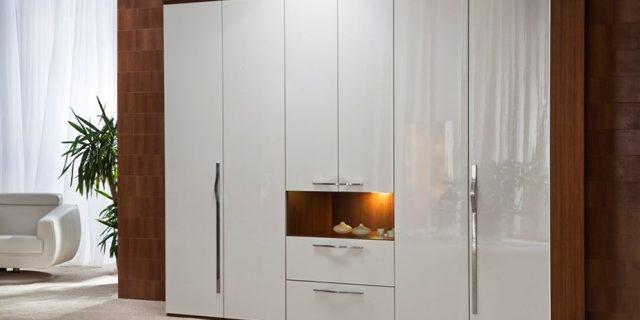 En Güzel Yatak Odası Gardrop Modelleri 2021