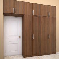 Marangoz Yapımı Yatak Odası Gardrop Modelleri 2021